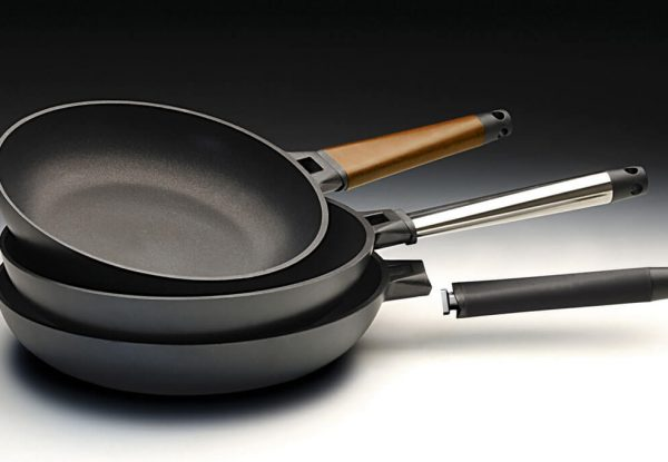 Start Cooking with Casseroles with Fix Silicone Handles and Forget